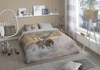 Good Morning Dekbedovertrek Michel flanel 240 x 220 cm-commercieel beeld