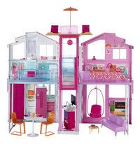 Barbie poppenhuis Malibu Townhouse