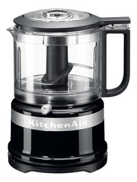 KitchenAid Hachoir Chopper 5KFC3516EOB onyx noir-Avant