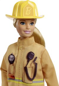 Barbie poupée mannequin  Careers Pompier-Détail de l'article