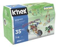 K'nex Imagine 35 modèles Ultime-Côté gauche