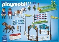 PLAYMOBIL Country 6930 Paardenwedstrijd-Vooraanzicht