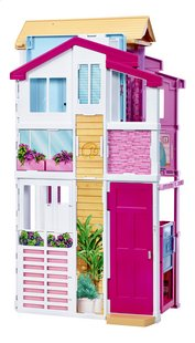 Barbie poppenhuis Malibu Townhouse-Vooraanzicht