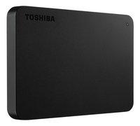 Toshiba Canvio externe harde schijf 2 TB-Linkerzijde