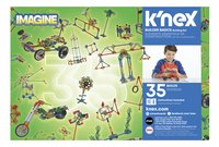 K'nex Imagine 35 modèles Ultime-Détail de l'article