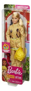 Barbie poupée mannequin  Careers Pompier-Côté droit