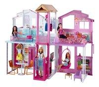 Barbie maison de poupées Malibu Townhouse-Image 1