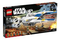 LEGO Star Wars 75155 Rebel U-Wing Fighter-Avant