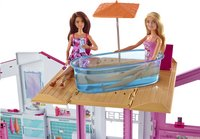 Barbie poppenhuis Malibu Townhouse-Afbeelding 2