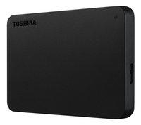 Toshiba Canvio externe harde schijf 2 TB-Rechterzijde