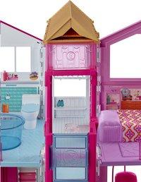 Barbie maison de poupées Malibu Townhouse-Vue du haut