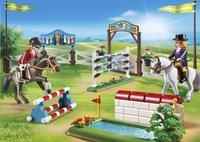 PLAYMOBIL Country 6930 Paardenwedstrijd-Afbeelding 1