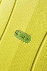 American Tourister Valise rigide Lock'N'Roll Spinner sunshine yellow 55 cm-Détail de l'article