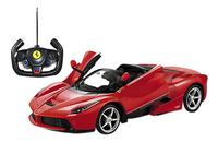 Rastar voiture RC Ferrari LaFerrari Aperta rouge-Avant