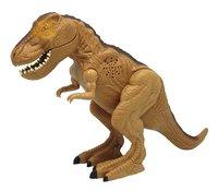 Figurine Mighty Megasaur Tyrannosaurus Rex brun-commercieel beeld