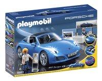 Playmobil Porsche 5991 Porsche 911 Targa 4S