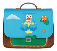 Jeune Premier cartable It Bag Mini Monsieur Hibou 31 cm-Avant