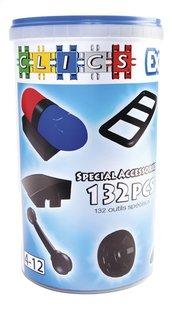 Clics 132 speciale accessoires-Vooraanzicht