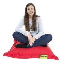 Pouf Sitbox rouge-Détail de l'article