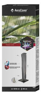 AeroCover beschermhoes voor hangparasol polyester 292 x 60 cm-Rechterzijde