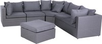 Suns Blue ensemble lounge Ferro anthracite-Avant