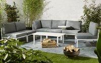 Fauteuil de jardin Selecta modulaire blanc/anthracite-Image 7