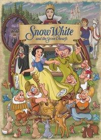 Jumbo puzzel Disney Princess Sneeuwwitje Classic Collection-Vooraanzicht