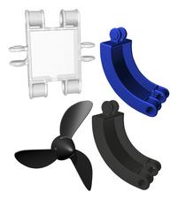 Clics 132 speciale accessoires-Artikeldetail