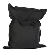 Pouf Grand noir 164 x 134 cm-Avant