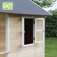 EXIT maisonnette en bois Loft 100 naturel-Détail de l'article