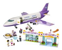 LEGO Friends 41109 Heartlake vliegveld-Vooraanzicht