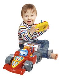 Clementoni pratende racewagen infrarood-Afbeelding 1