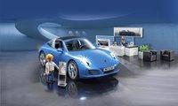 Playmobil Porsche 5991 Porsche 911 Targa 4S-Image 1