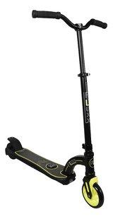 Elektrische step Fluxx E-150 zwart/geel-Vooraanzicht