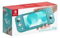 Nintendo Switch Lite console turquoise-Côté gauche