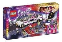 LEGO Friends 41107 La limousine de la chanteuse