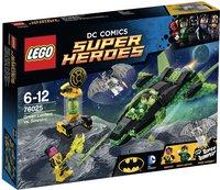 LEGO Super Heroes 76025 Green Lantern contre Sinestro