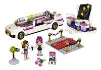 LEGO Friends 41107 La limousine de la chanteuse-Avant