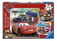 Ravensburger puzzle 3 en 1 Cars 2