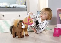 BABY born poney interactif Sunny et son petit-Image 4