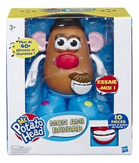 Hasbro Mr Potatohead Mon ami bavard-Avant