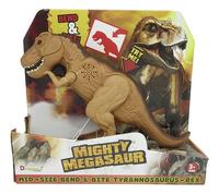 Figurine Mighty Megasaur Tyrannosaurus Rex brun-Avant