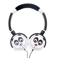 TabZoo Hoofdtelefoon Panda-Vooraanzicht