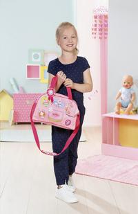 BABY born sac à langer pour poupées avec accessoires-Image 4