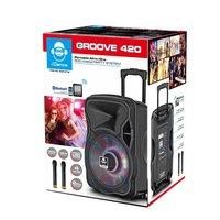 iDance luidspreker bluetooth Groove 420 zwart