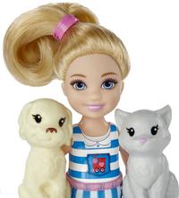 Barbie Club Chelsea - Train magique-Détail de l'article