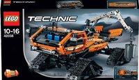 LEGO Technic 42038 Noordpooltruck-Vooraanzicht