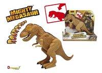 Figurine Mighty Megasaur Tyrannosaurus Rex brun-Détail de l'article