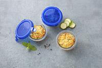 Pyrex Plat à four/boîte de conservation Cook & Go L 11 x Lg 11 cm-Image 2