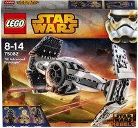 LEGO Star Wars 75082 TIE Advanced Prototype-Vooraanzicht